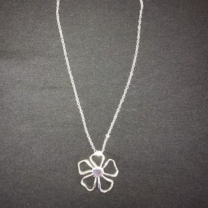A Tiffany & Co silver Daisy Necklace